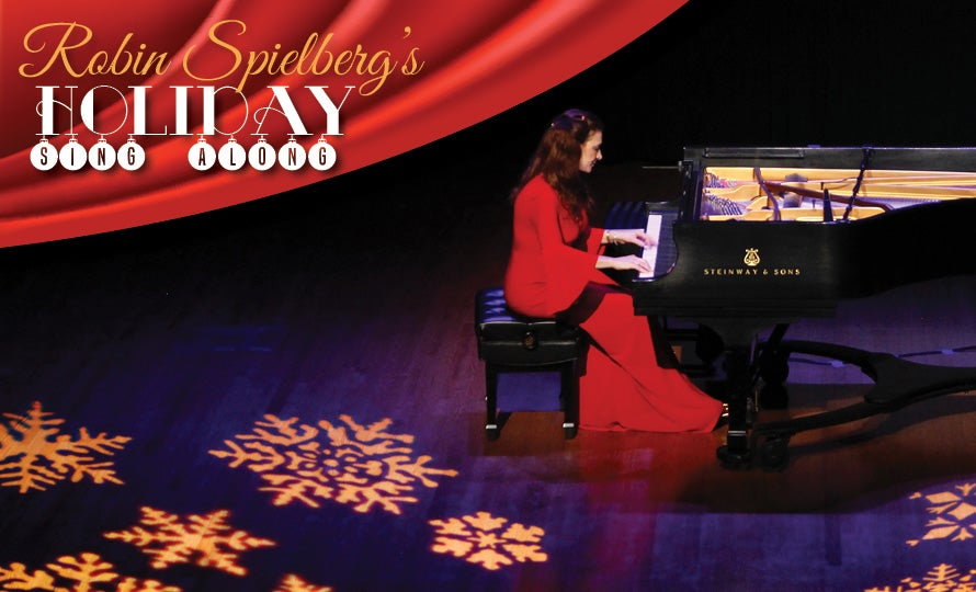 Robin Spielberg's Holiday Sing-A-Long