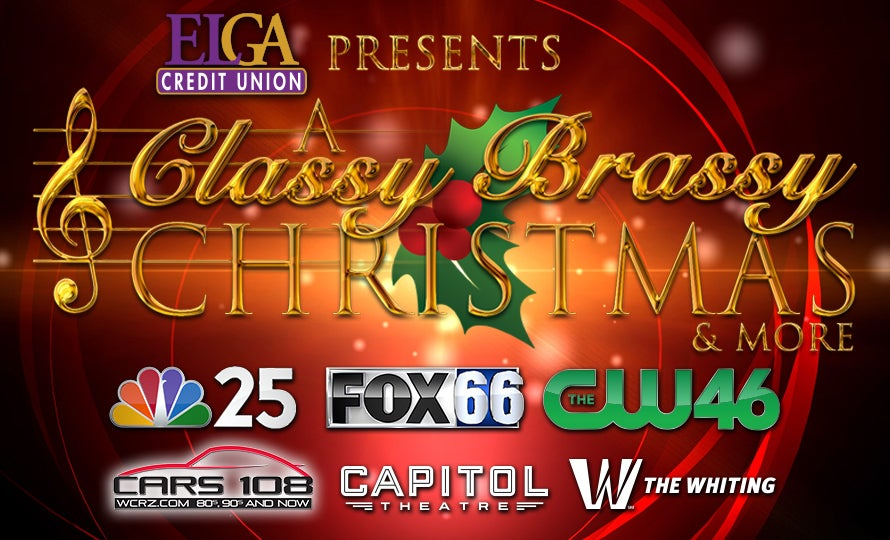 A  Classy Brassy Christmas & More!