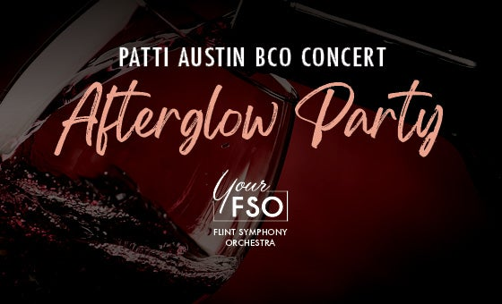 More Info for Postponed: Patti Austin BCO Concert After Glow Party