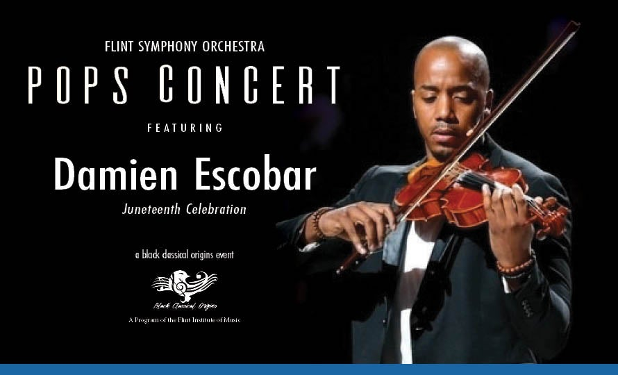 BCO Pops Concert Celebrating Juneteenth