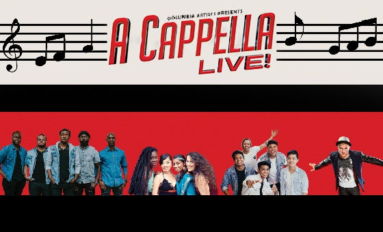 More Info for A Cappella Live!